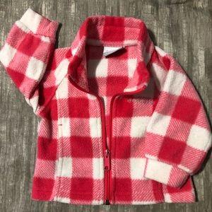 Baby girl Columbia jacket